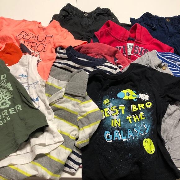 Bundle 13 items - 3T Boys Clothes